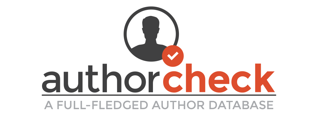 Author Check A Full Fledged Author Database Opens in new window